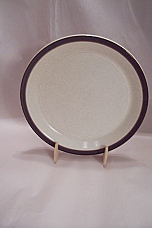 Staffordshire Doverstone Heather Pattern Dinner Plate