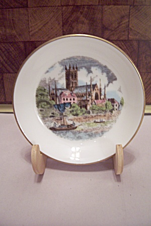 Royal Worcester Fine Bone China Collector Dish