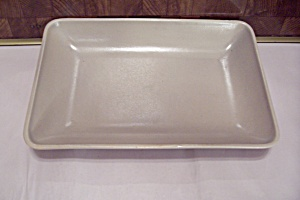 Light Green Hyalyn Pottery Tray/bowl