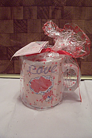 Mother's Day Gift Porcelain Mug & Teddy Beat