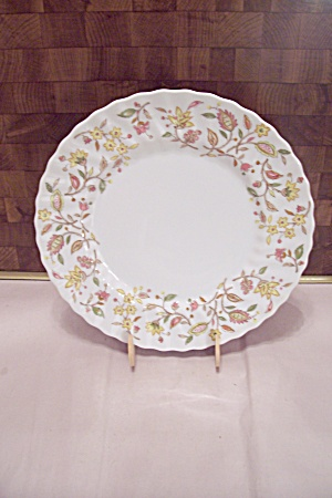 International China Sonnet Rosa Pattern Dinner Plate