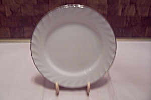 Gildhar Swirl Pattern China Bread & Butter Plate