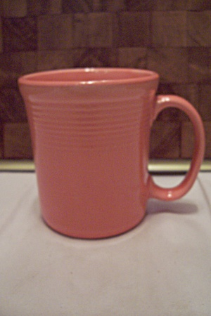 Homer Laughlin Fiesta Rose Mug