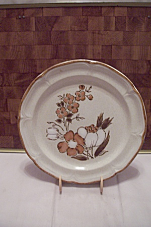 Japan Hearthside Autumn Fair Stoneware Dinner Plate