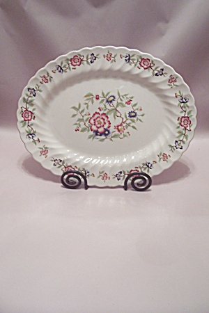 Franciscan Mandarin Fine China Large Oval Platter