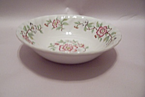 Franciscan Mandarin Pattern Fine China Soup Bowl