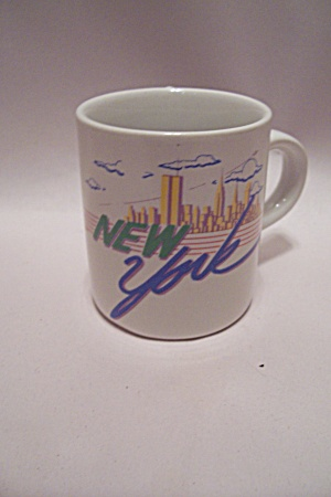 Small New York Souvenir Mug