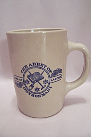 The Abbey Of Gethsemani Stoneware Mug