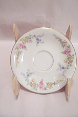 Kpm Royal Ivory The Symphony Pattern Demitasse Saucer