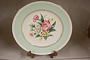 Homer Laughlin Georgian Plate
