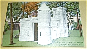 The Castle At Children`s Zoo Mill Mountain Ro