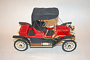 1911 Stanley Steamer Die Cast Scale Model Car