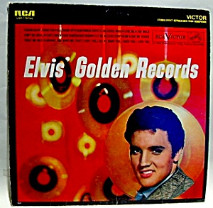 Elvis Presley Elvis Golden Records 1958
