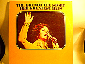 The Brenda Lee Story Her Greatest Hits 2 Lp Vinyl Set