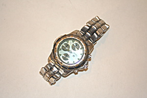 Fossil Stainless Steel Man's Water Resistant Watch