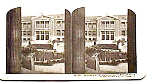 Sears Roebuck Stereo View #20