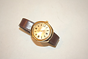Waltham Vintage Automatic Man's Wrist Watch