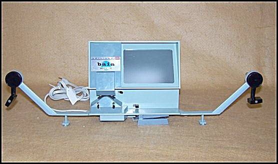 Baia Standard 8mm Movie Film Editor With Splicer 7460