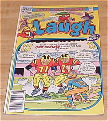 Archie Series: Laugh Comic Book No. 376, Copy A