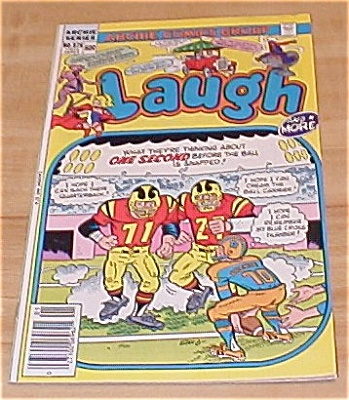 Archie Series, Laugh Comic Book No. 376, Copy B