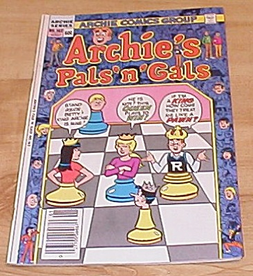 Archie Series: Archie's Pals 'n' Gals Comic Book No. 162