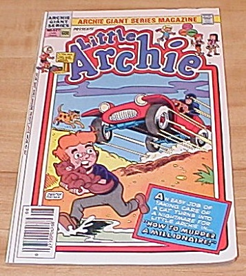 Archie Giant Series: Little Archie Comic Book No. 527