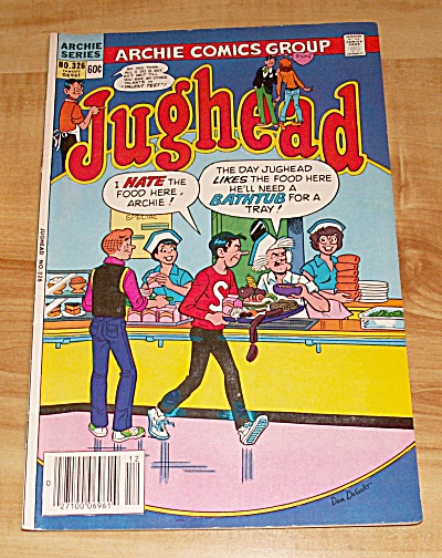 Archie Series: Jughead Comic Book No. 326a