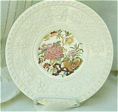 Vintage Wedgwood China Wellesley Bread & Butter Plates England