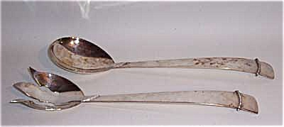 Royal Hickman 3 Crown Mark Serving Set