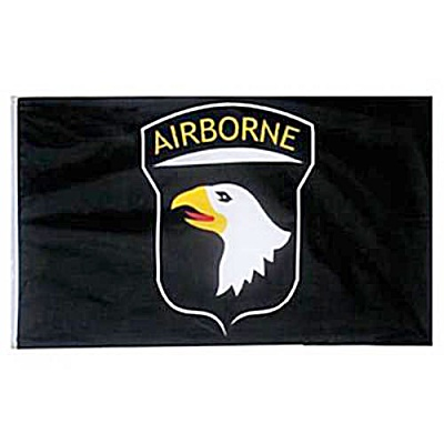 Us Army 101st Airborne Division Flag