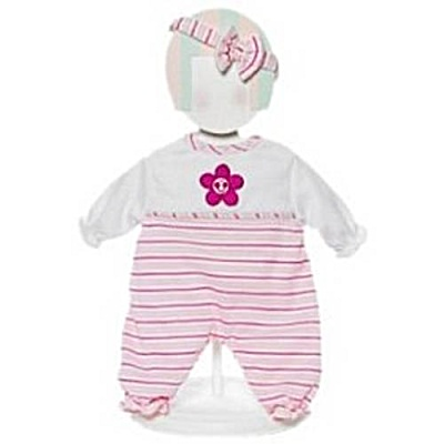 Madame Alexander Sweet Baby Nursery Playful In Pink Outfit For Dolls