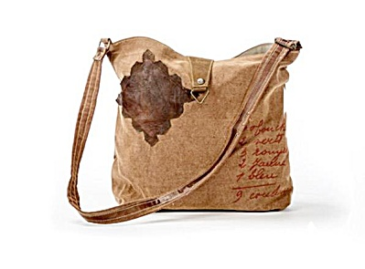 The Mandy Handmade Patchwork Shoulder Bag Satchel