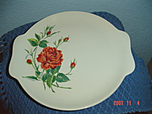 Salem Handled Cake Plate - Briarcliff - Beautiful Piece