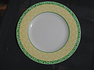 Villeroy & Boch Switch Acacia Dinner Plates