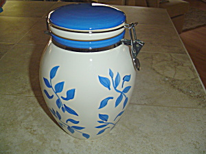 Idc Inspirado Seattle Tall Cookie Jar With Hinges