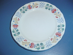 Noritake Epoch Collection Morning Song Dinner Plates