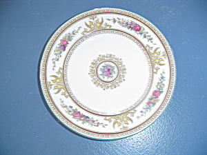 Wedgwood Columbia Bread And Butter Plates