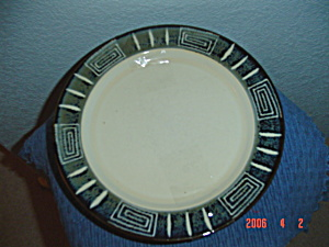 Mikasa Potter's Craft Firesong Dinner Plates