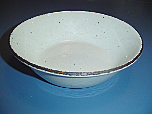 Midwinter Serving Bowl - Matches All The Speckled Patterns