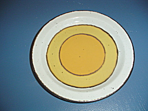Midwinter Sun Bread And Butter Plates