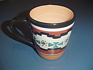 Tabletops Gallery Southwest Tall Mugs