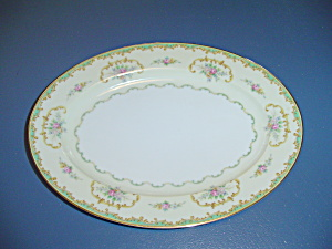 Vintage Noritake Cleone Small Platter