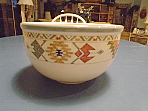 Mikasa Studio Nova Timberline Middle Size 7 In. Mixing Bowl