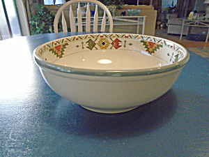 Mikasa Studio Nova Timberline Large Salad Bowl