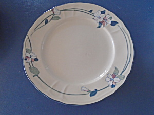 Noritake Epoch Apple Blossom Dinner Plates