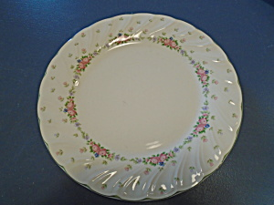 Nikko Blossom Time Garland Dinner Plates