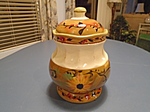 Cic Ginger Jar Shape Cookie Jar Very Pretty