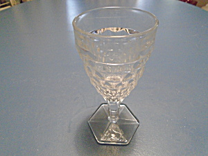 Fostoria American Clear Water Goblet