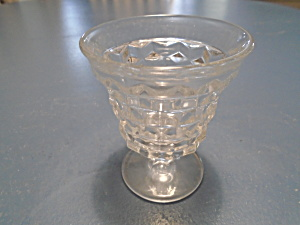 Fostoria American Clear Oyster/fruit Cocktail Glasses