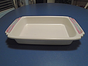 Treasure Craft Mirage Rectangular Baker